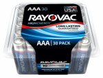 "Spectrum/Rayovac 824-30PPTJ 30-Pack ""AAA"" Maximum Alkaline Pro Pack Batteries"