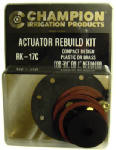 Champion Irrig Div Arrowhead Brass RK-17C Actuator Rebuilding Kit