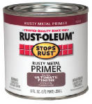Rust-Oleum 7769-730 1/2-Pint Flat Rusty Metal Primer