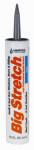 Sashco Sealants 10010 Window Sealant, Gray Acrylic Rubber, 10.5-oz.