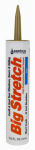 Sashco Sealants 10014 Window Sealant, Tan Acrylic Rubber, 10.5-oz.