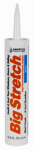 Sashco Sealants 10016 10.5-oz. White Acrylic Rubber Sealant