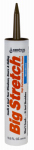 Sashco Sealants 10018 Window Sealant, Woodtone Acrylic Rubber, 10.5-oz.