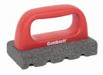 Goldblatt Industries G06168 Rubbing Brick, 8 x 3-In.