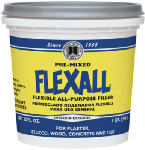 Dap 34011 Flexall Filler, All-Purpose, 1-Qt.