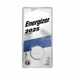 Eveready Battery ECR2025BP 3V Lithium Watch/Calculator Battery