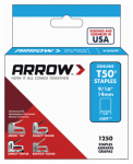 Arrow Fastener 50924 1250-Pack 9/16-Inch Heavy-Duty Staple