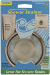 Whedon Products DP80C Stainless-Steel Shower Mesh Strainer With Chrome Ring