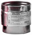 Selkirk 243240 VP Pellet Pipe 3-Inch Pipe Connector