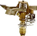 Champion Irrig Div Arrowhead Brass U61DP-C 1/2-Inch Underground Impact Sprinkler Head