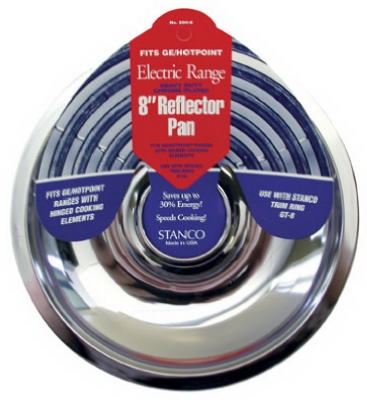 Stanco Metal Prod 8' CHR Reflector Pan