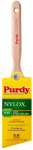 Purdy 144152225 Nylox Glide Angular Sash & Trim Brush, 2.5-In.