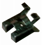 Racoorporated 8975-1 10-Pack Green Gounding Clips