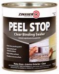 Zinsser & 60004 Peel Stop Clear Binding Primer, 1-Qt.