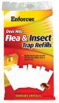 Zep ONFTR Overnite Flea Trap Refill, 4-Pk.