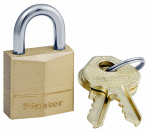 Master Lock 120KA-1A36 3/4-Inch Solid-Brass Keyed-Alike Padlock