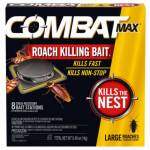 Dial 51913 Superbait Roach Bait, 8-Ct.