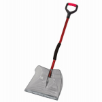 Suncast SCP3500 Power Blade Snow Shovel/Pusher, 20 x 13-In.
