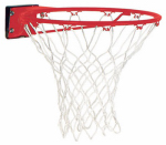 Huffy Sports 7811SR Basketball Goal & Net, Reinforced Mounting Bracket