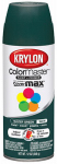 Krylon Diversified Brands K05350202 Colormaster Spray Paint, Indoor/Outdoor Use, Satin Hunter Green, 12-oz.