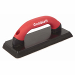 Goldblatt Industries G02370 Soft-Grip Gum Rubber Float, 9-In.
