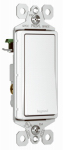 Pass & Seymour TM873WCC10 3-Way Decorator Wall Switch, 15A, White