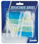 Franklin Sports Industry 52619 Shuttlecocks, Grade A, 6-Pk.