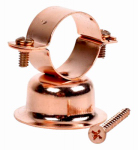 Oatey 33691 1/2-Inch Copper Bell Type Pipe Hanger