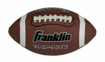 Franklin Sports Industry 5010 JR Rubber Football