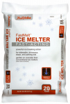 North American Salt 52020 Fast Melt Ice Melter, 20-Lbs.