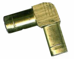 Anderson Metals 57065-04 1/4-Inch I.D. Brass Hose Barb Elbow