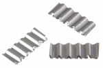 Hillman Fasteners 461674 1/2-Inch x 5 Corrugated Joint Fasteners, 25-Pack