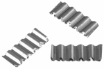 Hillman Fasteners 461818 5/8-Inch x 5 Corrugated Joint Fasteners, 100-Pack