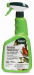 Woodstream 5450-6 Organic Garden Fungicide, 32-oz.