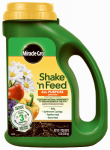 Scotts Miracle Gro 3001910 Shake 'N Feed All-Purpose, 4.5-Lb.