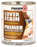 Zinsser & 3504 Zinsser Cover Stain Qt. Oil Based Stain Killer Primer/Sealer