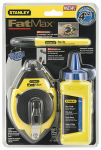 Stanley Consumer Tools 47-681L Fatmax Chalk Line & Level Set