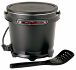 National Presto Ind 05411 GranPappy Deep Fryer, Electric