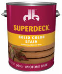 Duckback Products DB0096024-16 Mid-Tone Base Self-Priming Deck/Siding Stain, 1-Gal.