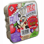 C & S Products 12549 11.75-oz. Fruit Suet Cake