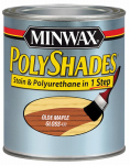 Minwax The 214304444 1/2-Pint Gloss Olde Maple Polyshades Stain