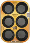 World Kitchen 1114364 Non-Stick Texas Muffin Pan