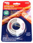 Alpha Assembly Solutions AM33945 3-oz., .125-Diameter Lead-Free Plumbing Solder