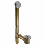 Plumb Pak 610RB Brass Tub Drain Assembly