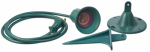 Ho Wah Gentin Kintron Sdnbhd 05706ME Green Flood Light Holder With Cord