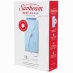 Jarden Consumer-Domestic 722-810 Sunbeam 12 x 24-Inch Moist Heating Pad