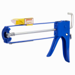 Newborn Bros & 111 Caulking Gun, Provides Perfect Bead, Smooth Rod, EZ-Load Front, 10:1 Thrust Ratio