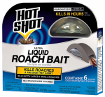 Spectrum Brands Pet Home & Garden HG-95789 Ultra Liquid Roach Bait, 6-Ct.
