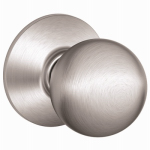 Schlage Lock F10 CSV ORB 626 Satin Chrome Passage Lockset