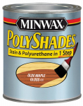 Minwax The 61430 1-Qt. Gloss Olde Maple Polyshades Wood Stain